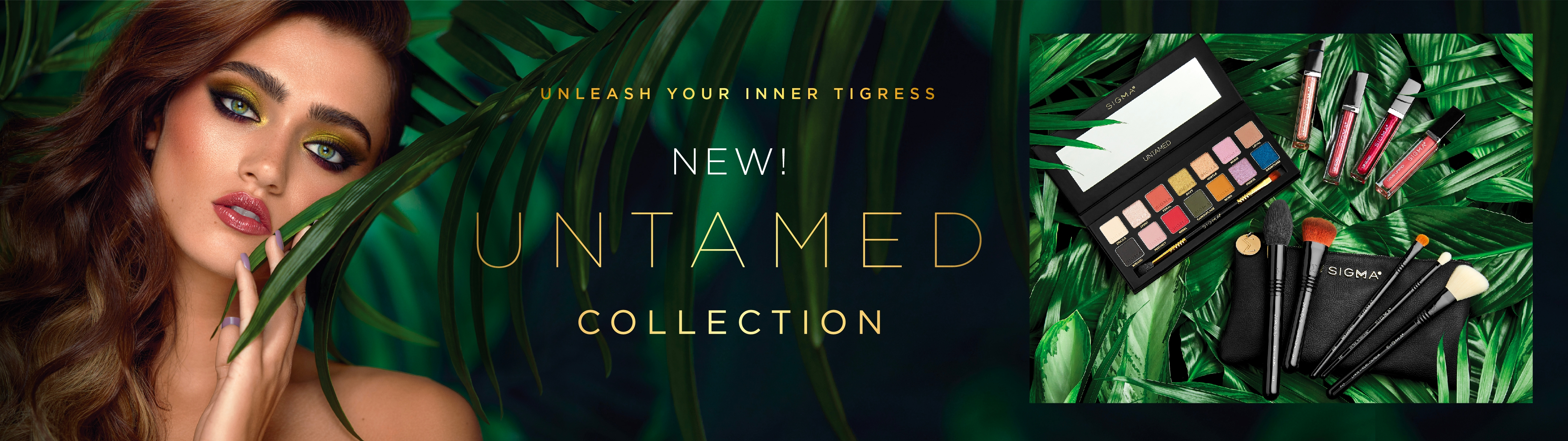 Untamed Collection