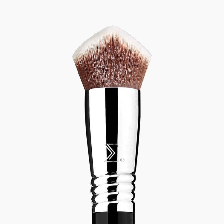 3DHD® Kabuki Brush - Black/Chrome