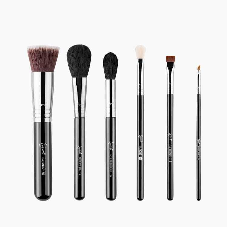 Ambra Washington Favorites Makeup Brush Set