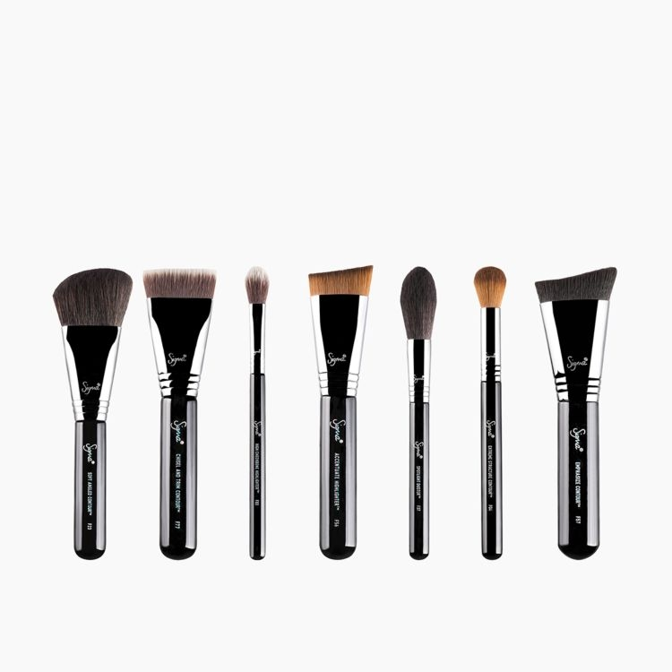 Highlight & Contour Brush Set