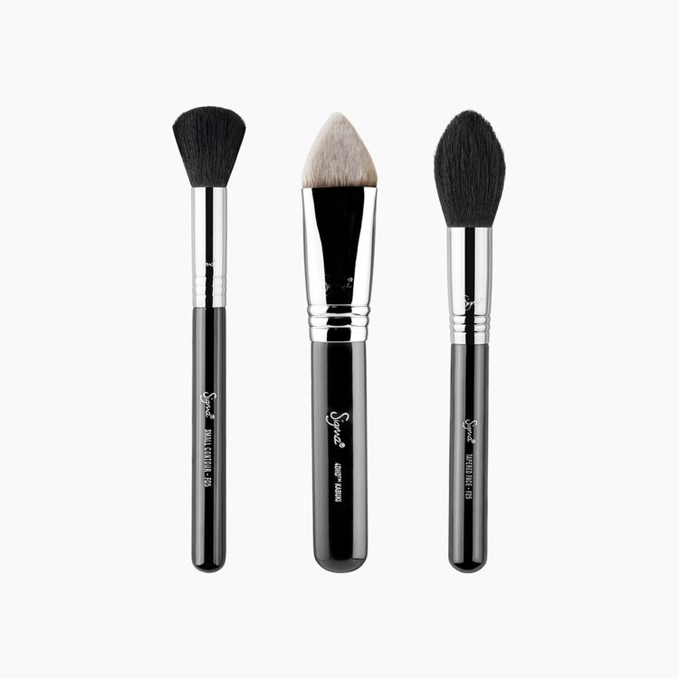 Jessica Make Favorites Brush Set