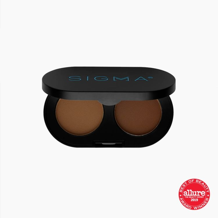 Color + Shape Brow Powder Duo - Medium Hero