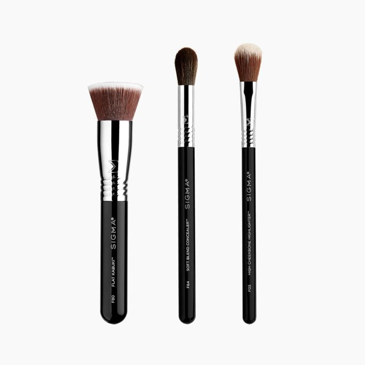 Best of Beauty Makeup Brush Set