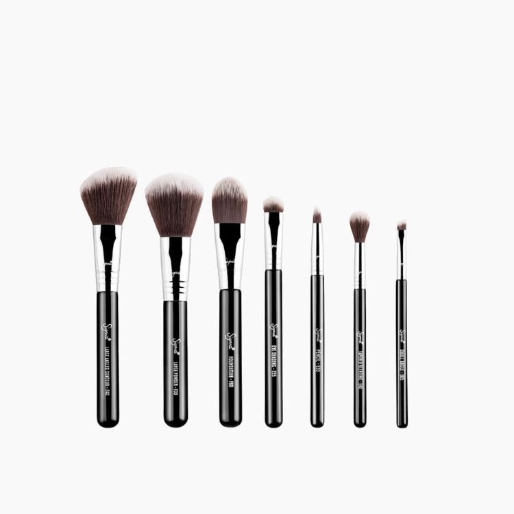 Sigmax® Essential Travel Maekup Brush Set