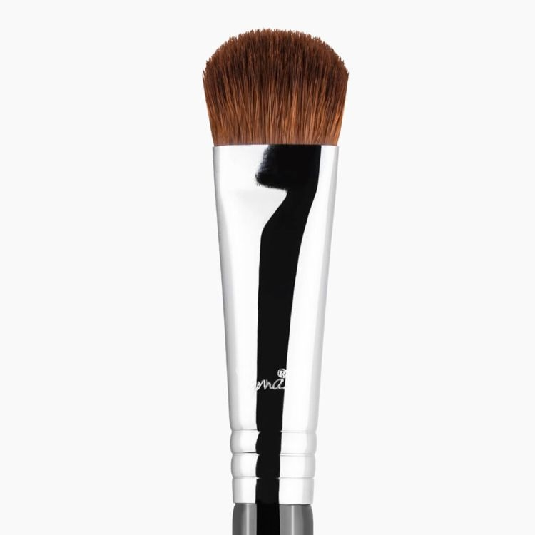 E52 Soft Focus Shader™ Brush - Black/Chrome