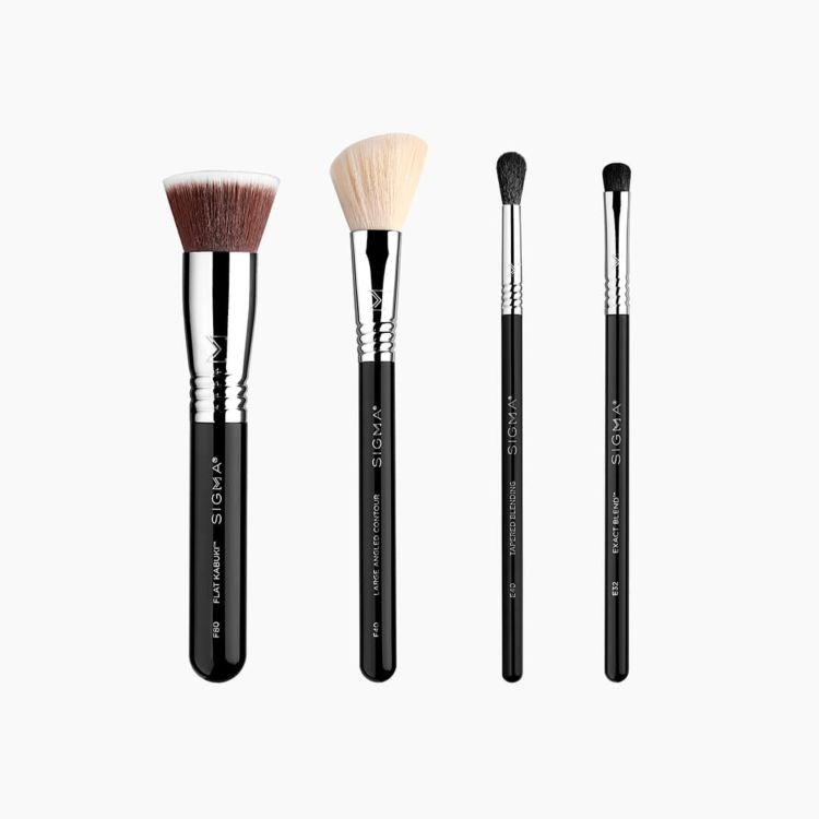 Timeless Beauty Brush Set Hero