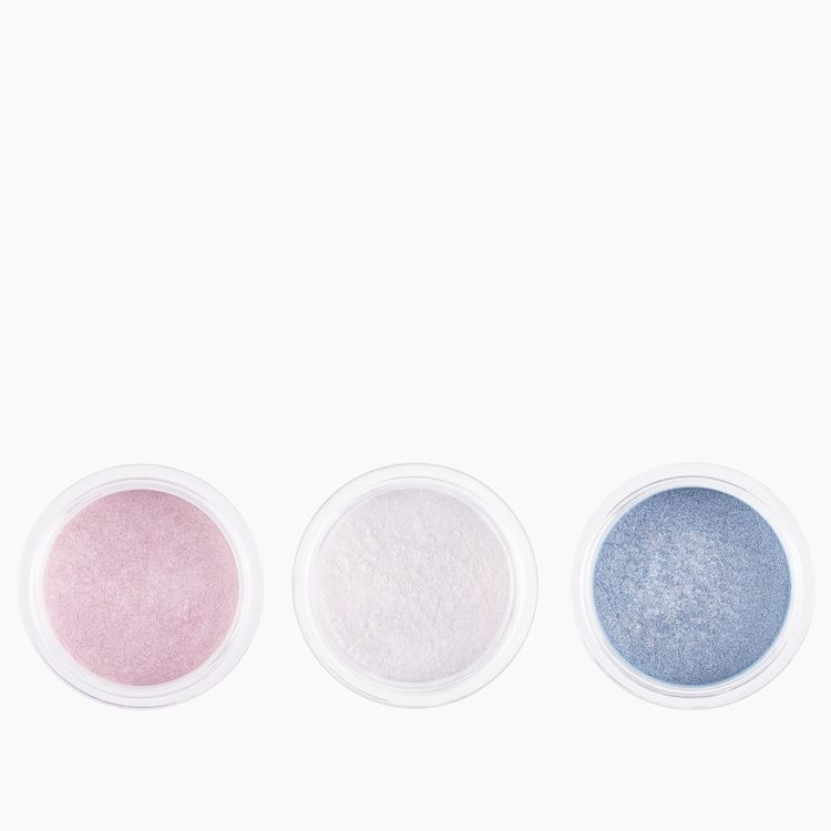 Loose Shimmer & Glitter Set - Ice Castle in The Sky