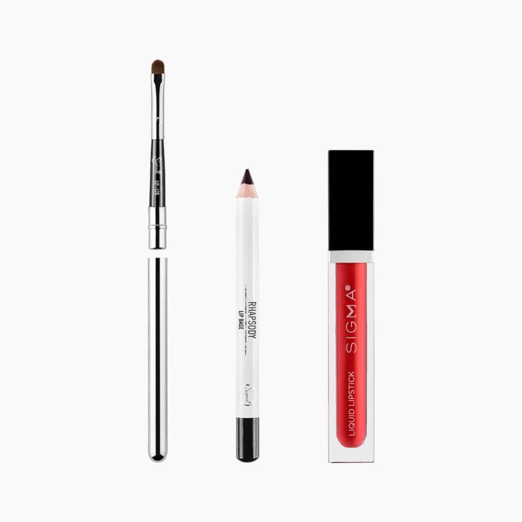 Nah Melo Favorites Makeup Brush Set