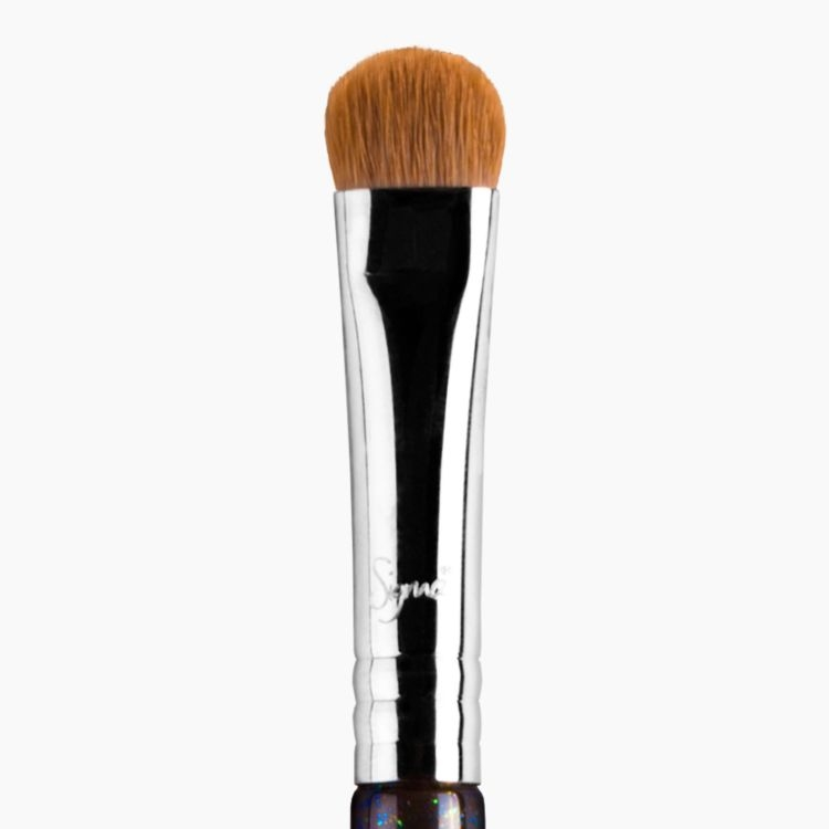 E55 Eye Shading Brush - Sparkle/Chrome