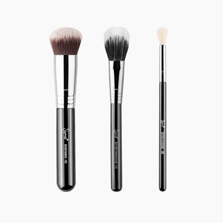 Shell Beauty's Favorites Brush Set