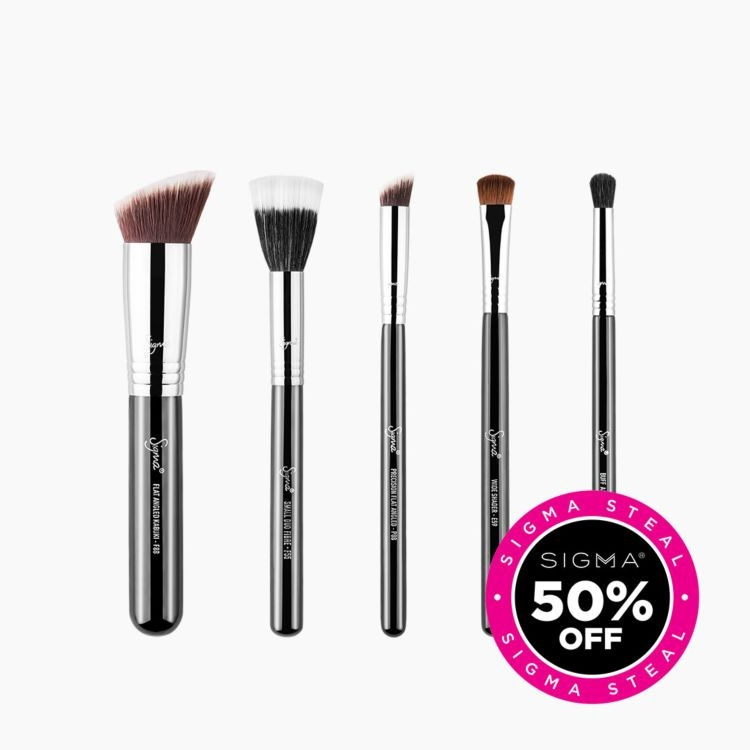 Full Face Brush Set