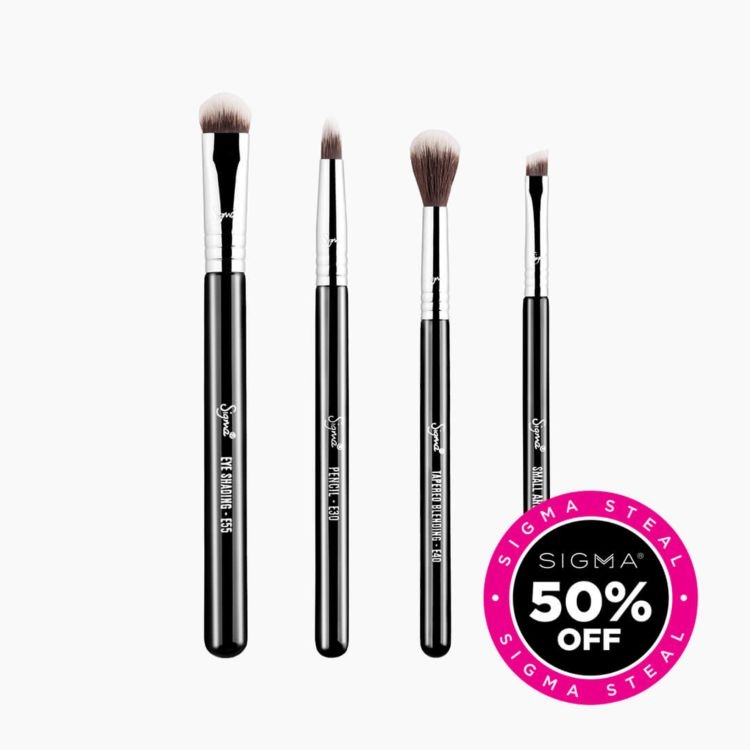 Elite Travel Eye Brush Set