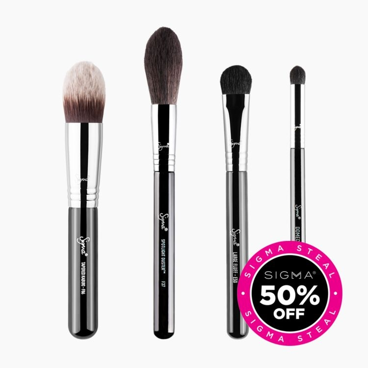 Blend + Highlight Brush Set