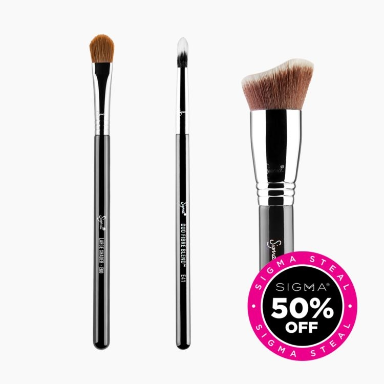 Fast + Flawless Brush Set