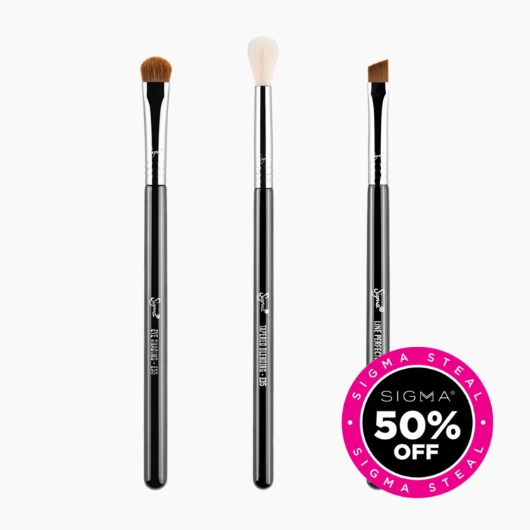 Easy Eye Brush Trio