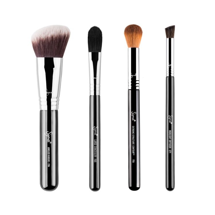 Complexion Brush Set