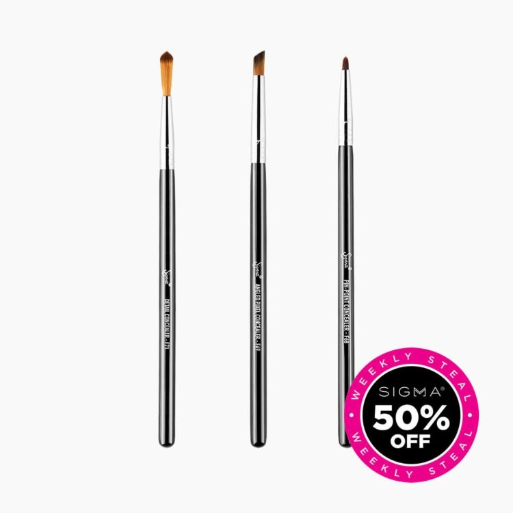 Detail Concealer Brush Set