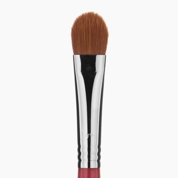 E60 Large Shader Brush - Coral/Chrome