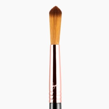 E48 Pointed Crease™ Brush - Black/Copper