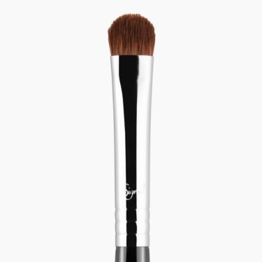E57 Firm Shader Brush - Black/Chrome