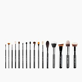 Ultimate Chrome Brush Set by Sigma Beauty
