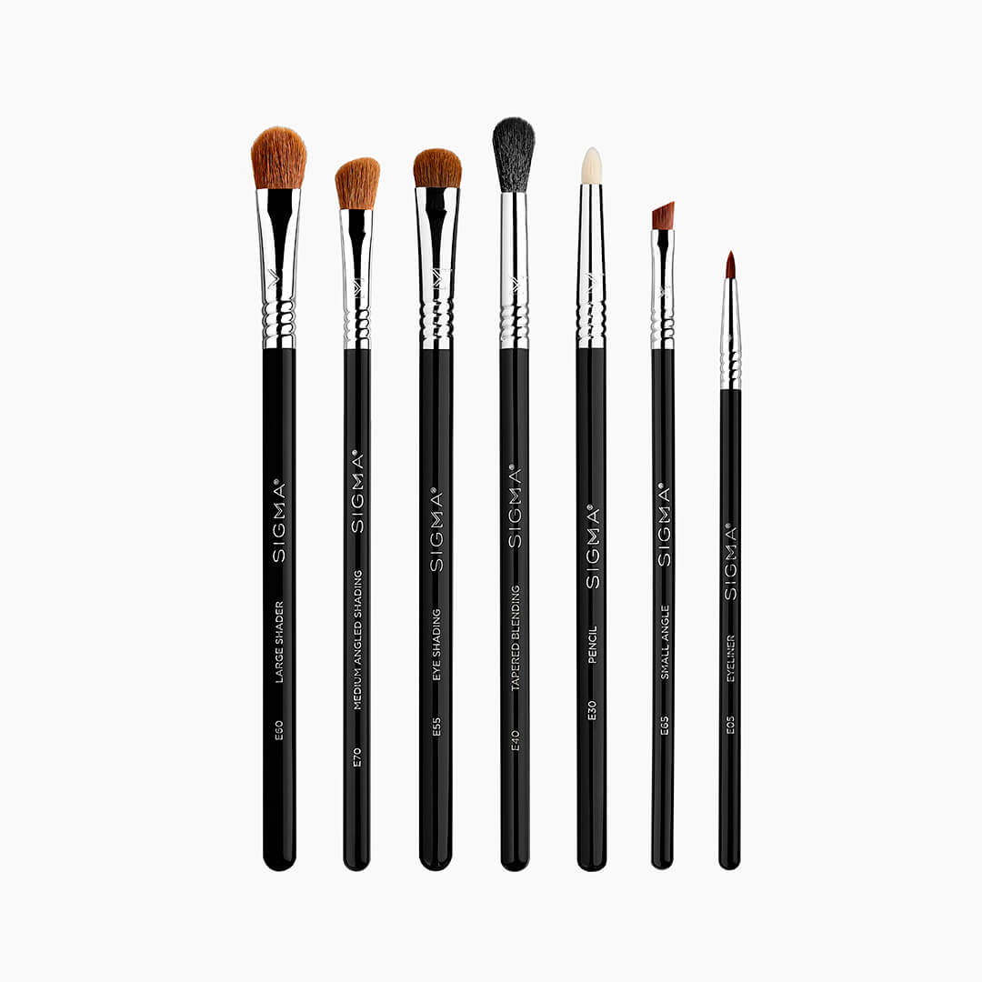 Basic Eye Makeup Brush Set