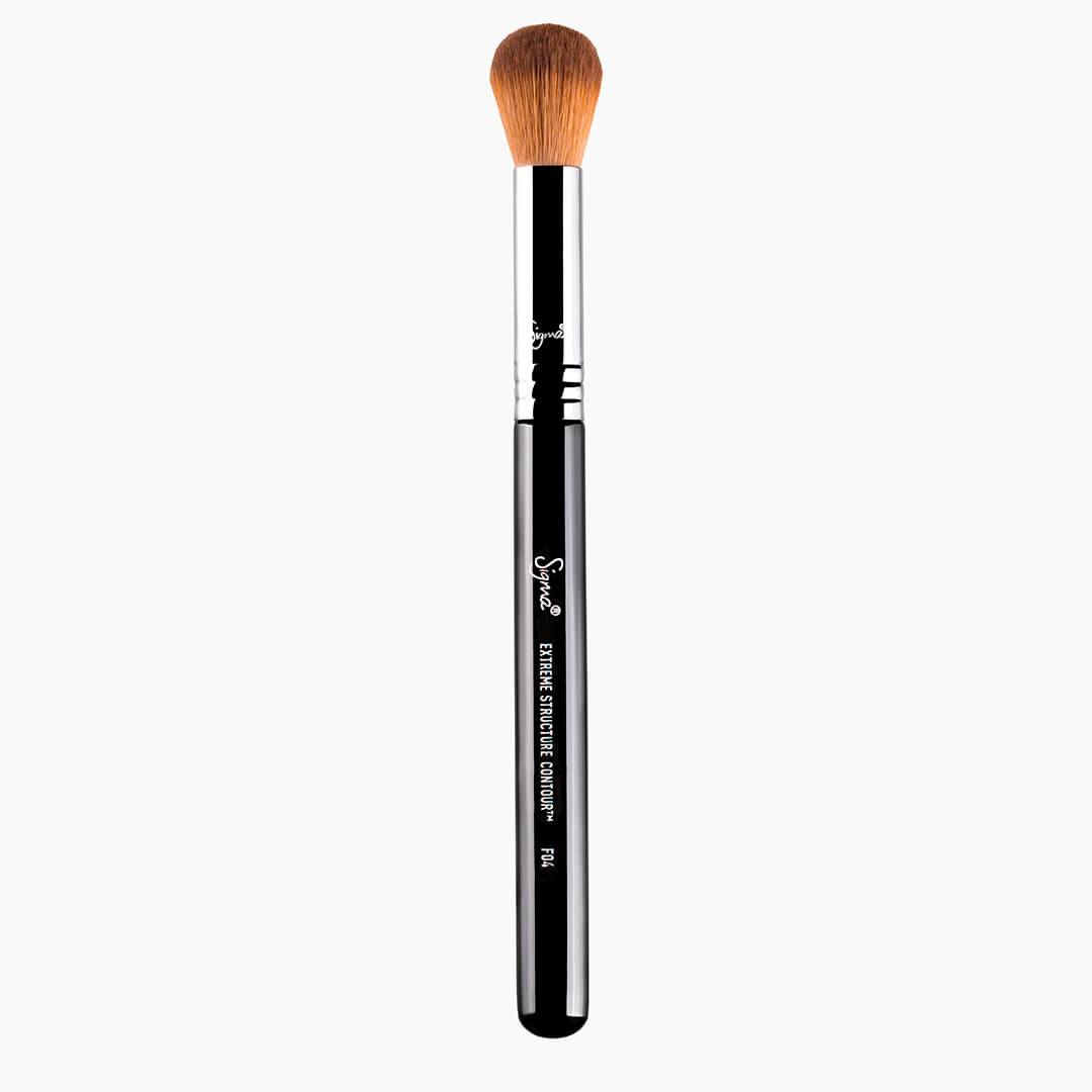 F04 Extreme Structure Contour Brush Chrome full view