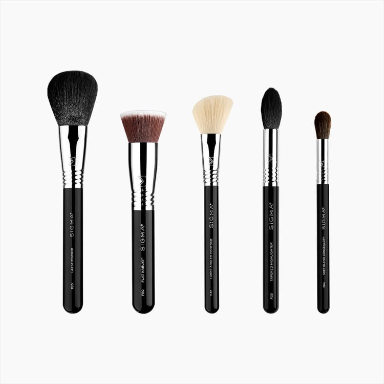 Professional Makeup Brush Sets Face