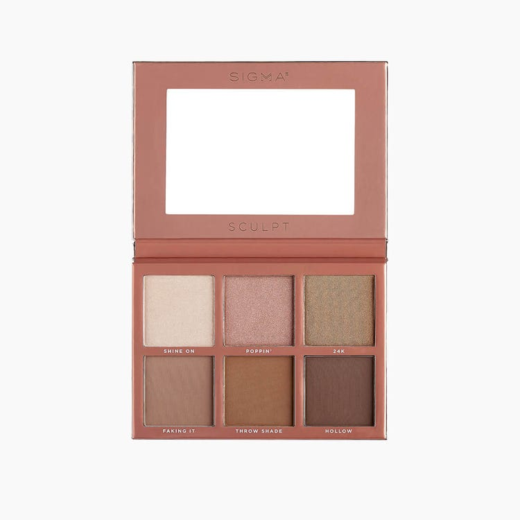 Sculpt Highlight + Contour Palette