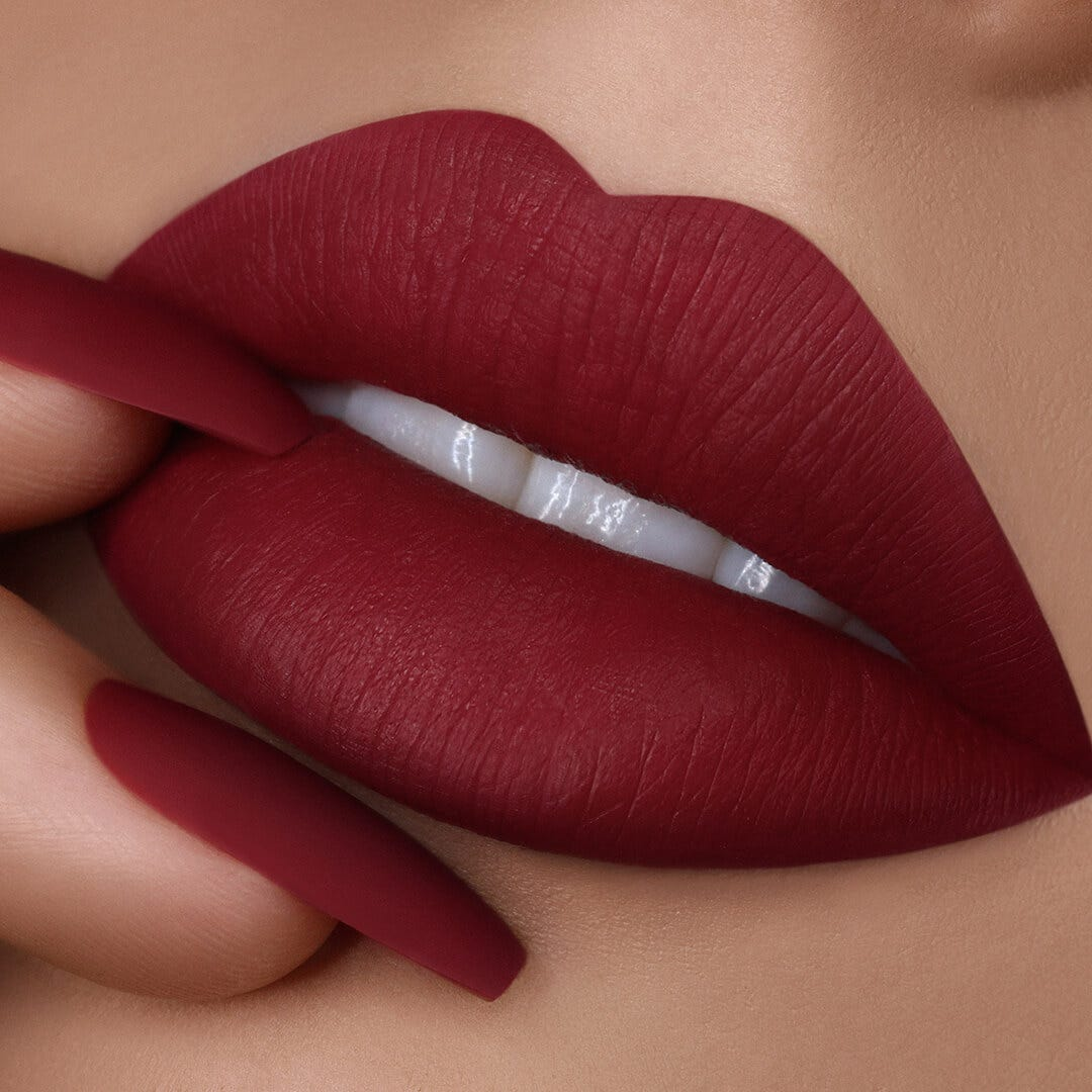 Liquid Lipstick - Belladonna Model