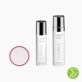 Makeup Brush Cleanser Trio