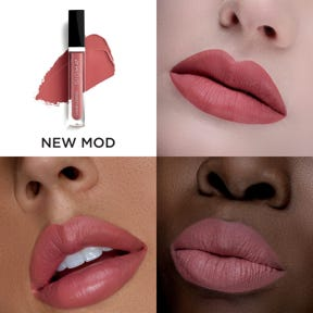 Liquid Lipstick Set Swatch New Mod
