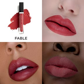 Liquid Lipstick Set Fable