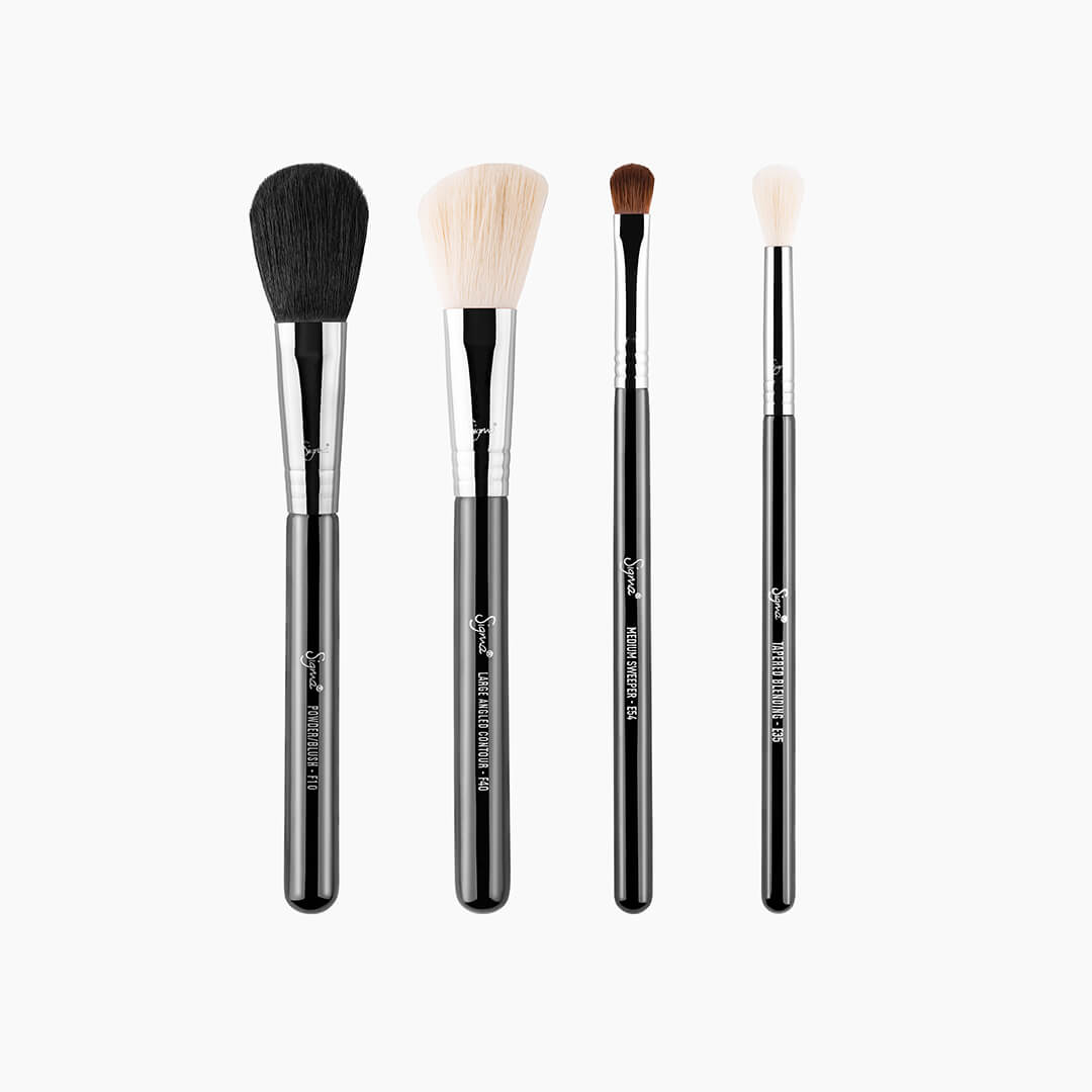 Sadaf Favorites Brush Set