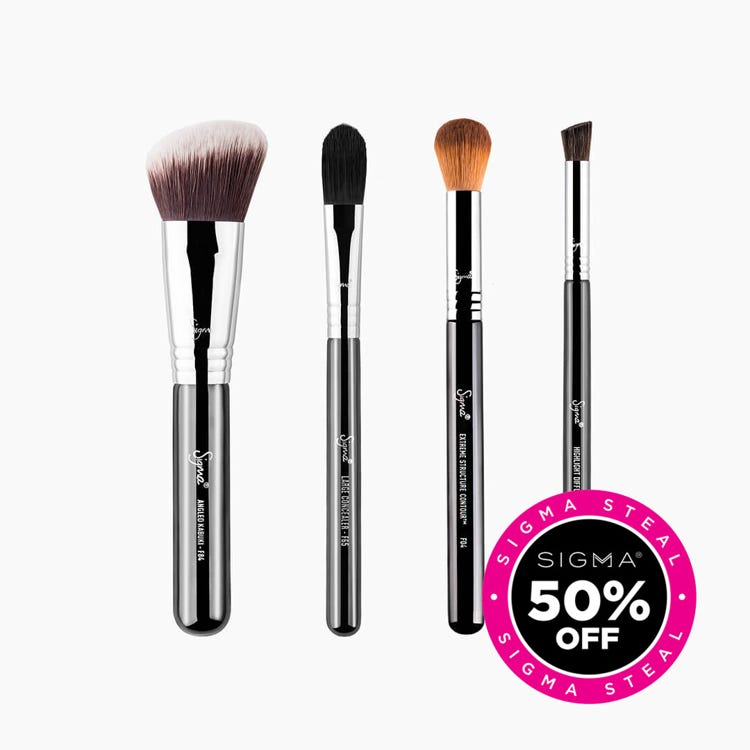 Complexion Makeup Brush Set