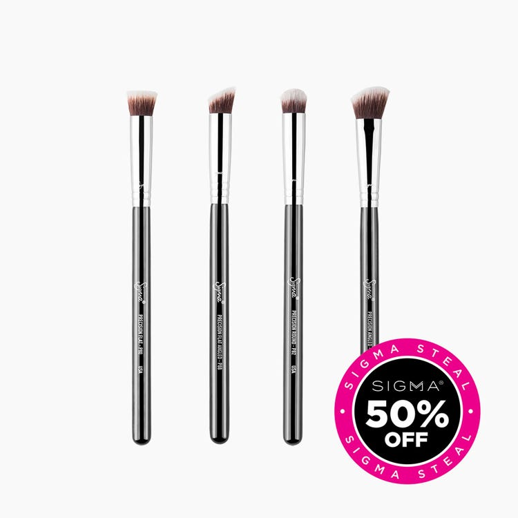 Precision Makeup Brush Set