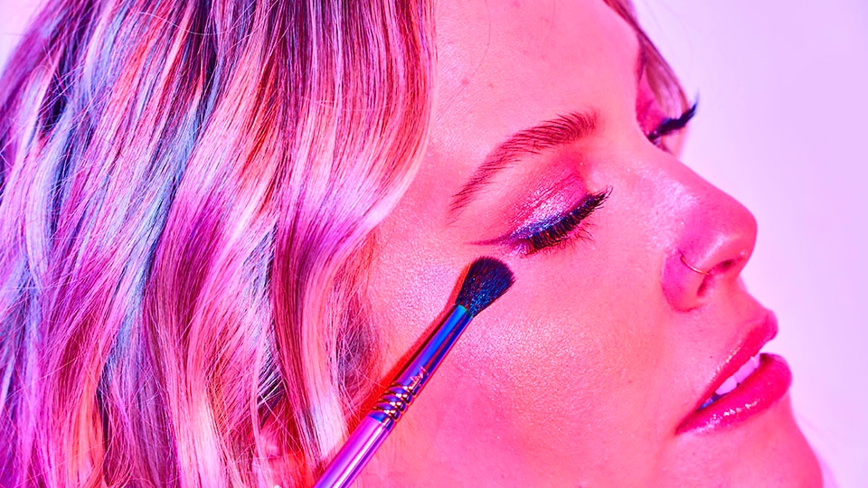 CREATE YOUR FAVORITE COLORFUL MAKEUP LOOKS WITH PRIDE