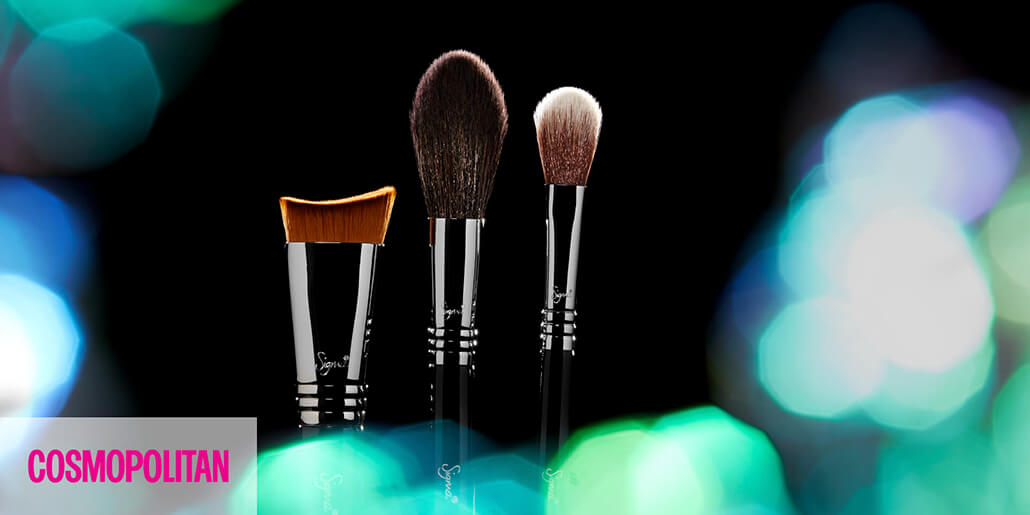 Cosmopolitan - Highlight Expert Brush Set
