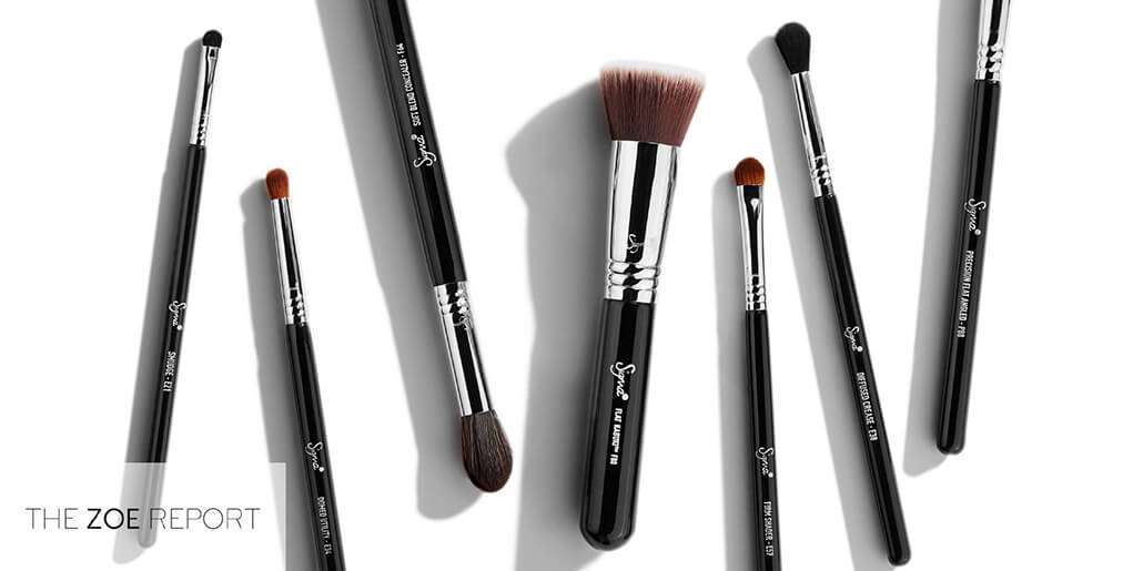 The Zoe Report - Best of Sigma Brush Set
