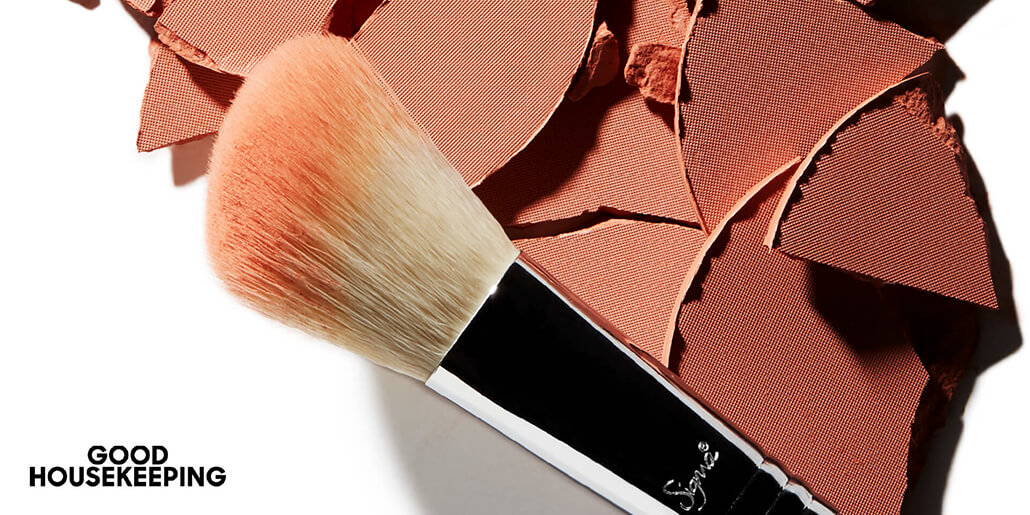 Good Housekeeing - F40 Large Angled Contour Brush