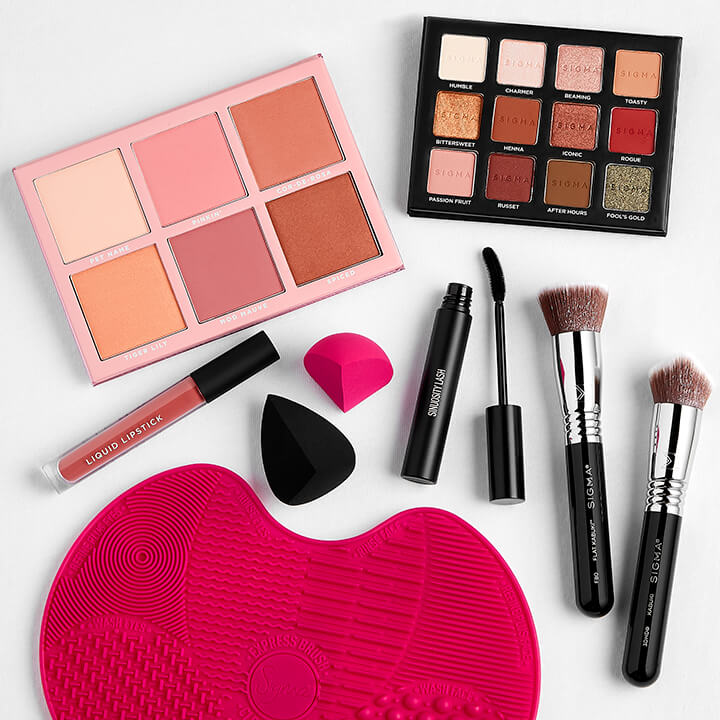 Sigma Beauty Free US Shipping promo