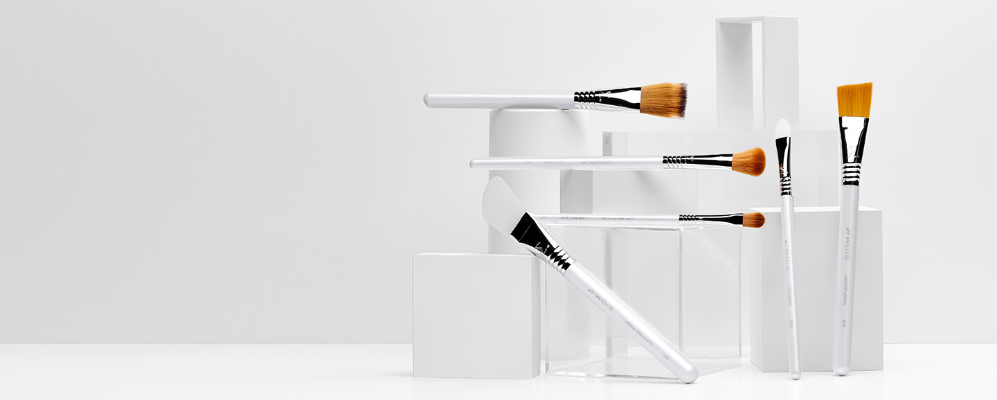 Skincare Individual Brushes