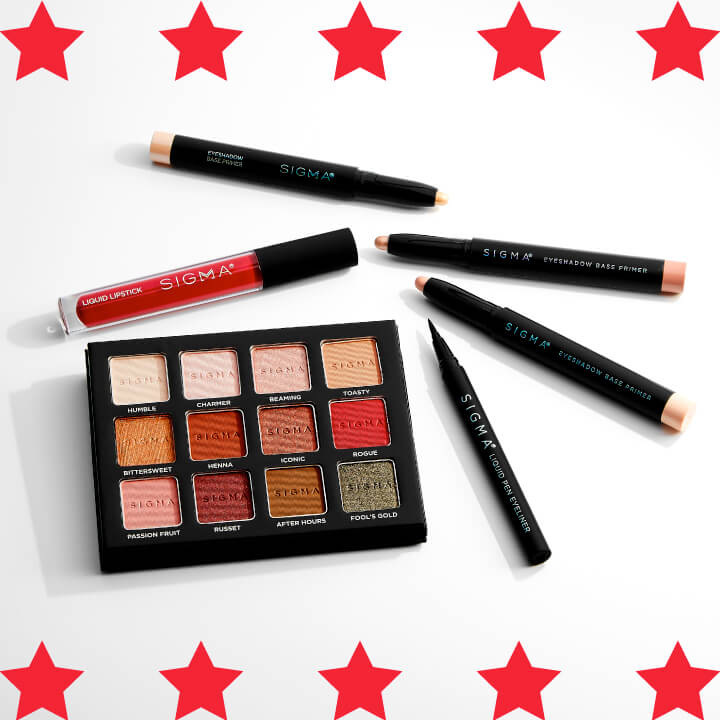 Sigma Beauty Memorial Day Sale 2019