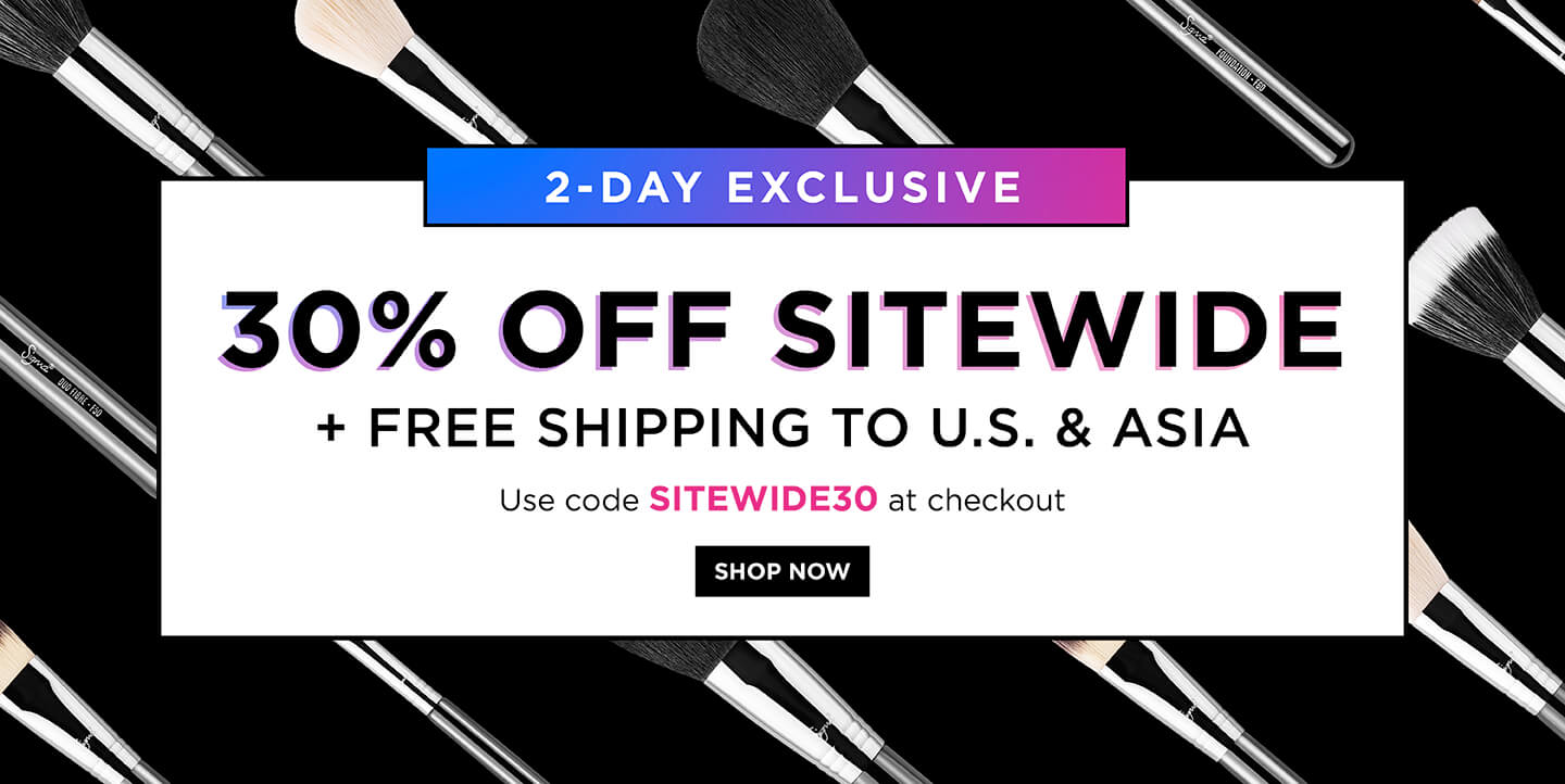 2-Day Exclusive 30% Off Sitewide and Free Shipping to U.S. and Asia Use code SITEWIDE30 at checkout
