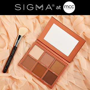 Sigma at My Cosmetic Counter