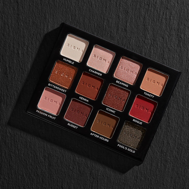 Warm Neutrals Vol 2 palette
