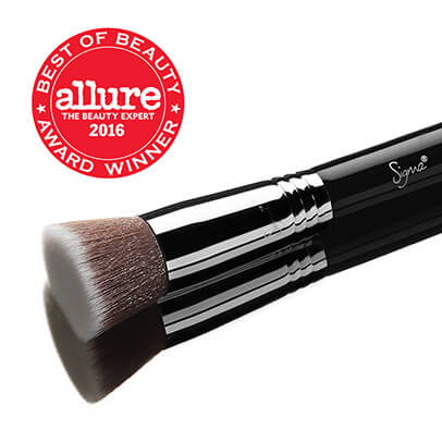 F80 Flat Kabuki with Allure Best of of Beauty 2016 Seal