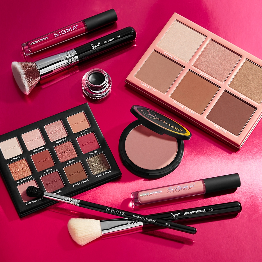 Makeup Sale and Discount Beauty Products | Sigma Beauty Sale