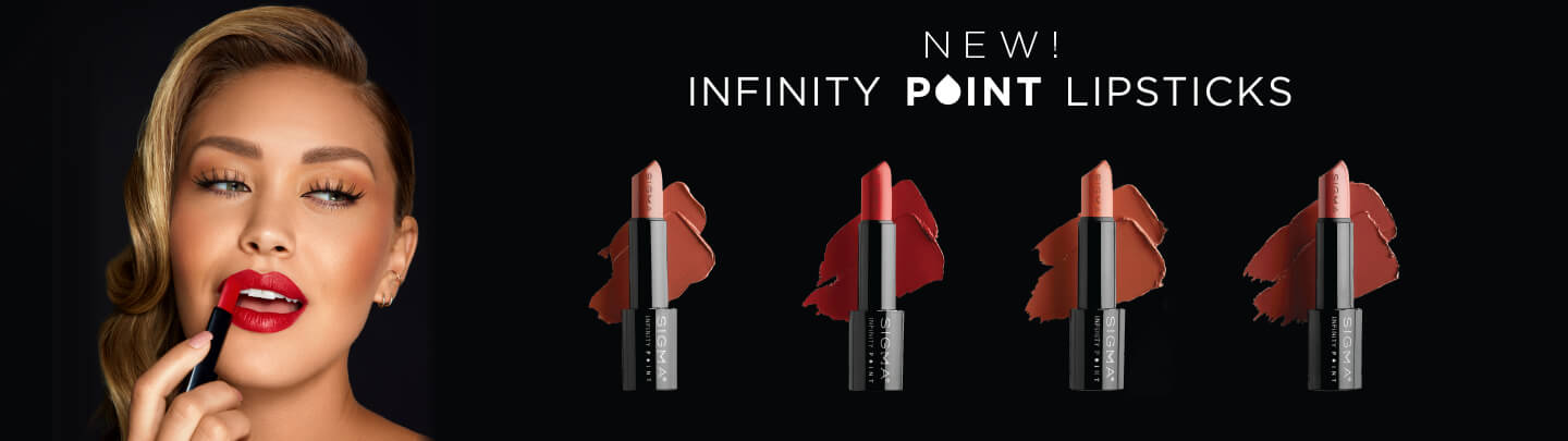 Infinity Point Lipstick