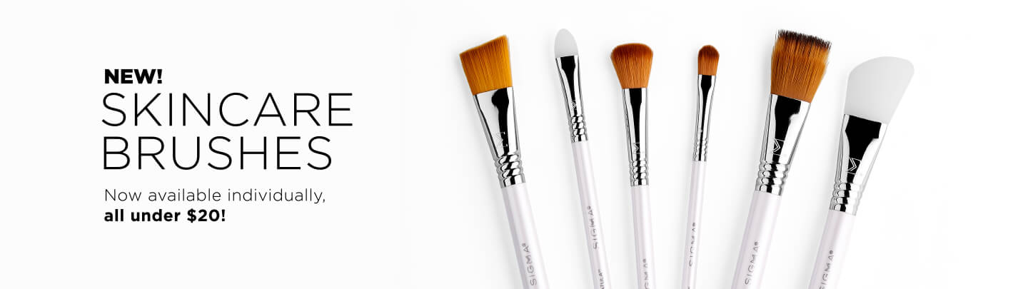 Skincare Brushes Individuals
